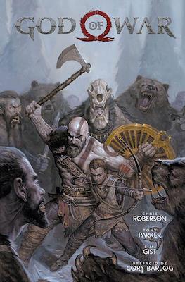 God of War (Cartoné 108 pp) #1
