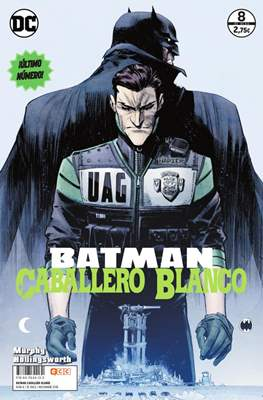 Batman: Caballero Blanco (Grapa. 32 páginas.) #8