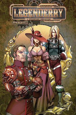 Legenderry (comic-book) #3