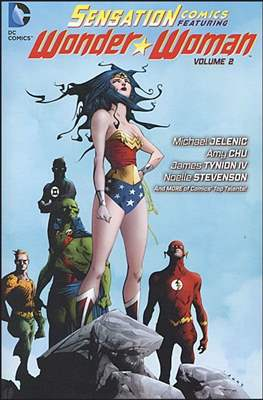 Sensation Comics: Featuring Wonder Woman (Softcover 168 pp) #2