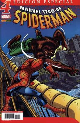 Spiderman. Marvel Team-Up #4