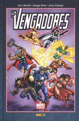 Los Vengadores. Best of Marvel Essentials (Cartoné, 208 páginas) #3