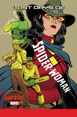 Spider-Woman (Vol. 5 2014-2015) (Comic-book) #10