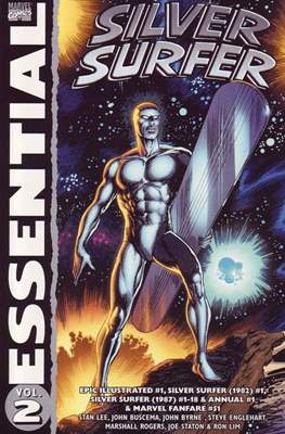 Essential Silver Surfer (Softcover) #2