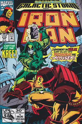 Iron Man Vol. 1 (1968-1996) (Comic book) #279