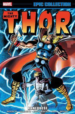 Thor Epic Collection #12