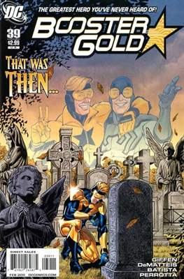 Booster Gold Vol. 2 (2007-2011) #39