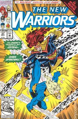 The New Warriors (Comic-Book) #27