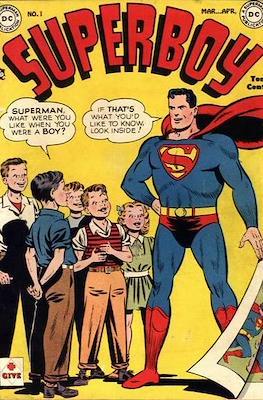 Superboy Vol.1 / Superboy and the Legion of Super-Heroes