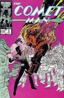 Comet Man (Comic-book.) #2