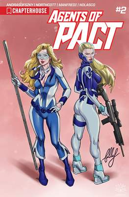 Agents of PACT #2