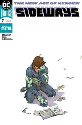 Sideways (Comic Book) #7