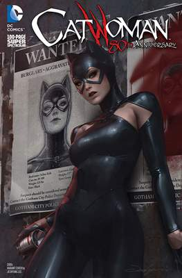 Catwoman 80th Anniversary 100-Page Super Spectacular (Variant Cover) (Softcover 100 pp) #1.7