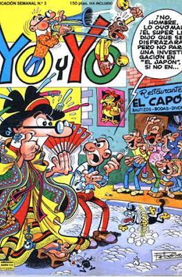 Yo y Yo (Grapa 36 pp) #3