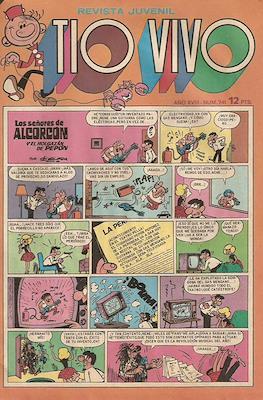 Tio Vivo. 2ª época (1961-1981) (Grapa) #741