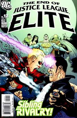 Justice League Elite (2004-2005) (Comic Book) #12
