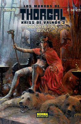 Los mundos de Thorgal. Kriss de Valnor #3