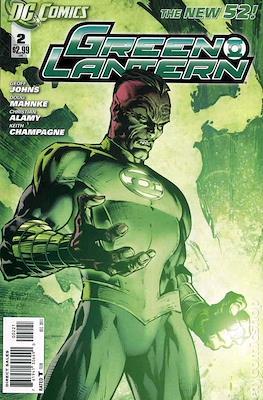 Green Lantern Vol. 5 (2011-2016 Variant Covers) (Comic Book) #2