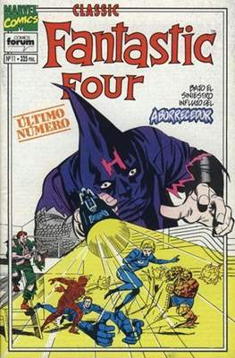 Fantastic Four Classic / Classic Fantastic Four (1993-1994) (Rústica 48 pp) #11