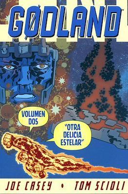 Godland (Rústica. 162 páginas) #2