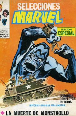 Selecciones Marvel (1970-1972) (Rústica 132 pp) #13