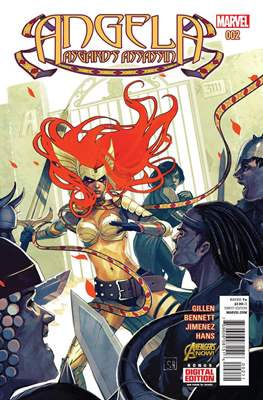 Angela: Asgard's Assassin Vol 1 (Comic book) #2