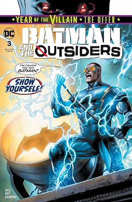 Batman And The Outsiders Vol. 3 (2019) (Comic Book) #3
