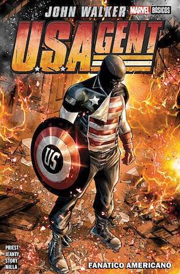 U.S. Agent: Fanático Americano - Marvel Básicos