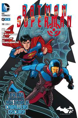 Batman / Superman. Nuevo Universo DC (Grapa) #13