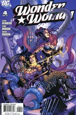 Wonder Woman Vol. 3 (2006-2011) (Comic Book) #4
