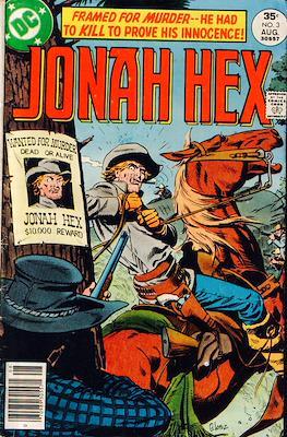 Jonah Hex Vol 1 (1977-1985) (Grapa) #3