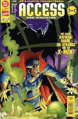 DC gegen Marvel / DC/Marvel präsentiert / DC Crossover präsentiert #9