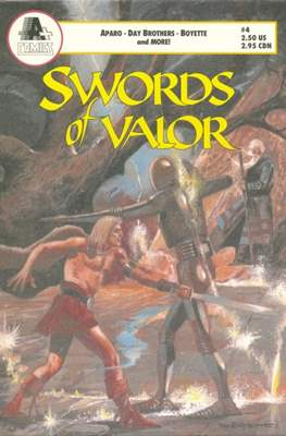 Swords of Valor (Comic Book) #4