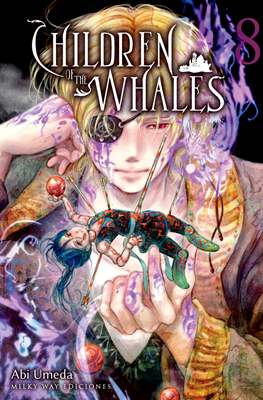 Children of the Whales (Rústica con sobrecubierta) #8