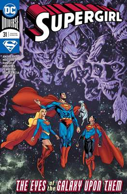Supergirl Vol. 7 (2016-) (Comic-book) #31