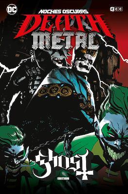Noches Oscuras: Death Metal - Band Edition (Cartoné 48 pp) #2