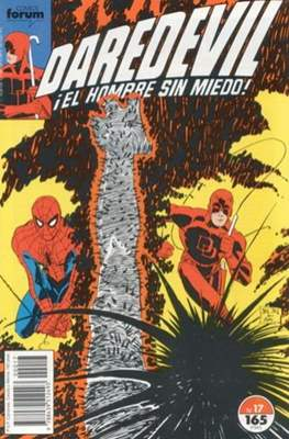Daredevil Vol. 2 (1989-1992) (Grapa 32 pp) #17