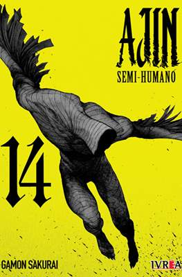 Ajin: Semi-Humano #14
