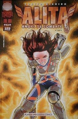 Alita, ángel de combate. 6ª parte #6