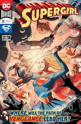 Supergirl Vol. 7 (2016-) #24