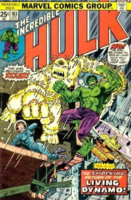 The Incredible Hulk Vol. 1 (1962-1999) (Comic Book) #183
