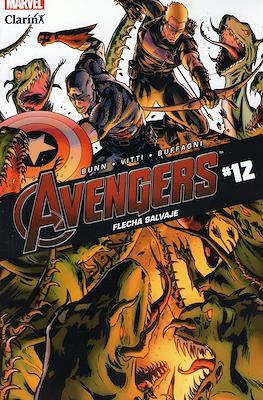 Colección Avengers (Rústica) #12