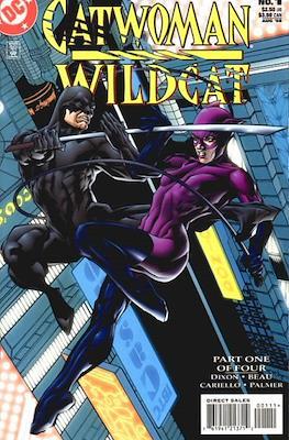 Catwoman / Wildcat (Comic Book) #1