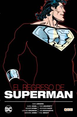 Superman: El regreso de Superman.