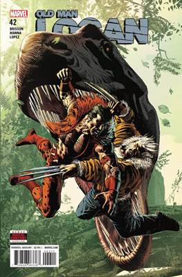 Old Man Logan Vol. 2 (Comic-book) #42