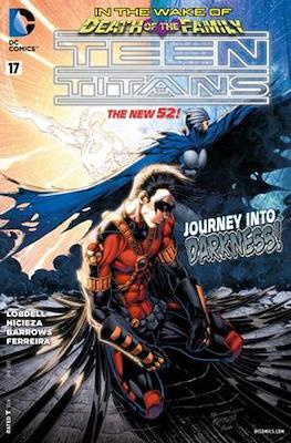 Teen Titans Vol. 4 (2011-2014) #17