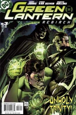 Green Lantern: Rebirth (2004-2005) (Comic-book) #3