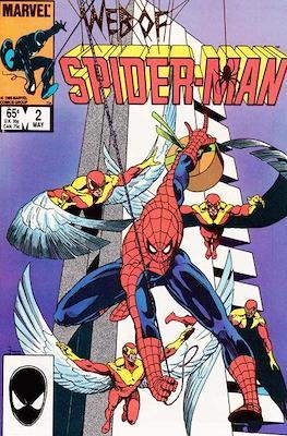 Web of Spider-Man Vol. 1 (1985-1995) #2