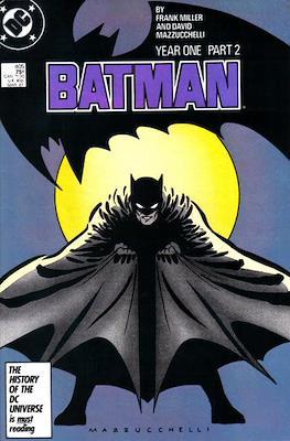 Batman Vol. 1 (1940-2011) #405