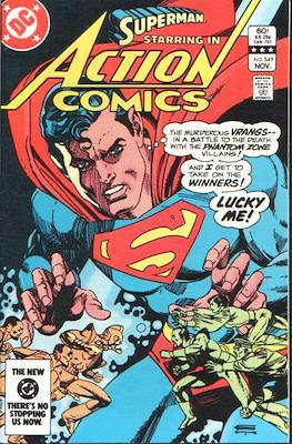 Action Comics Vol. 1 (1938-2011; 2016-) (Comic Book) #549